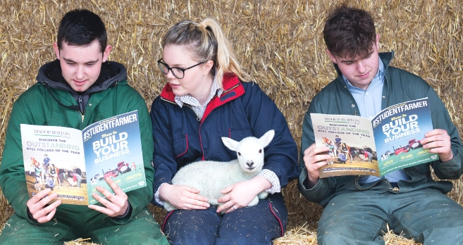 NFU surveys 17-26 year olds on their views on farming careers