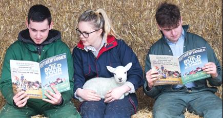 NFU surveys 17-26 year olds on their views on farming careers