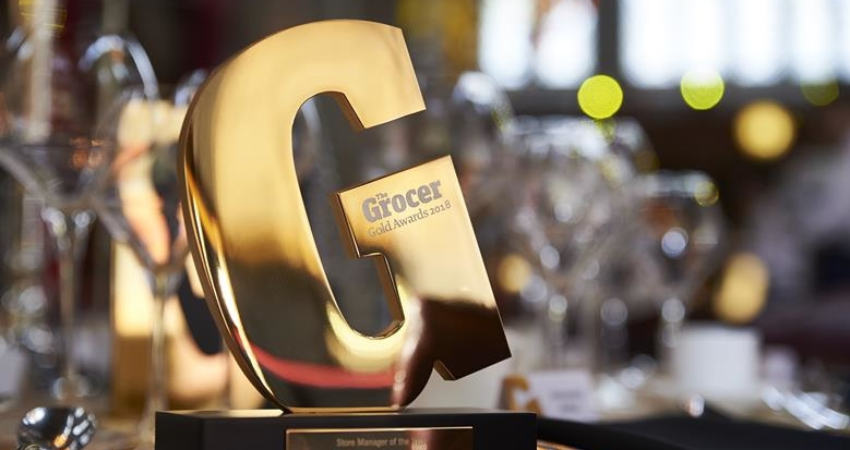 The Grocer Gold Awards - credit The Grocer