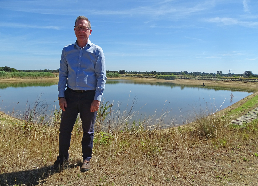 NFU National Water Resources Specialist Paul Hammett