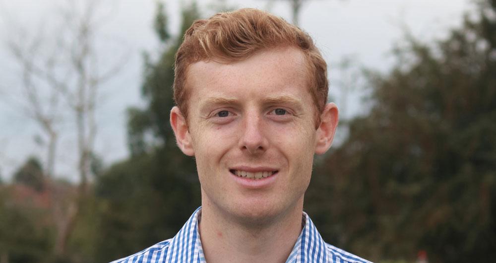 NFU Essex County Adviser Jake Richards