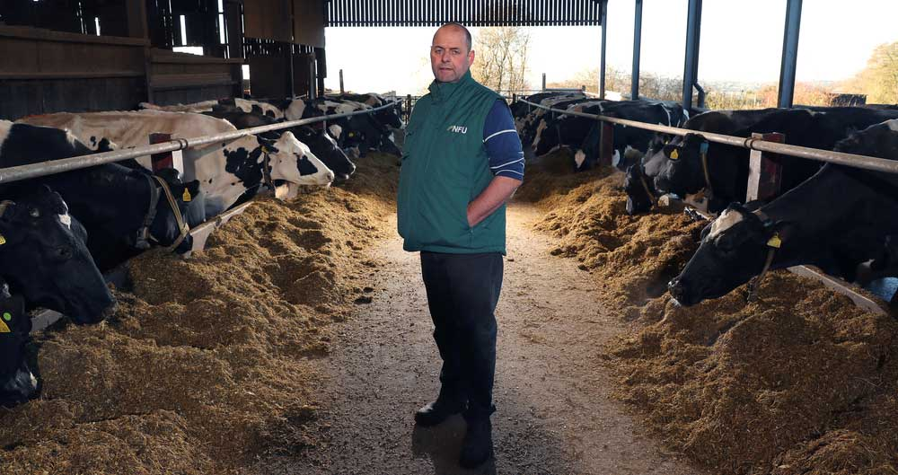 Coronavirus: How is the NFU working for you on issues affecting the dairy sector?