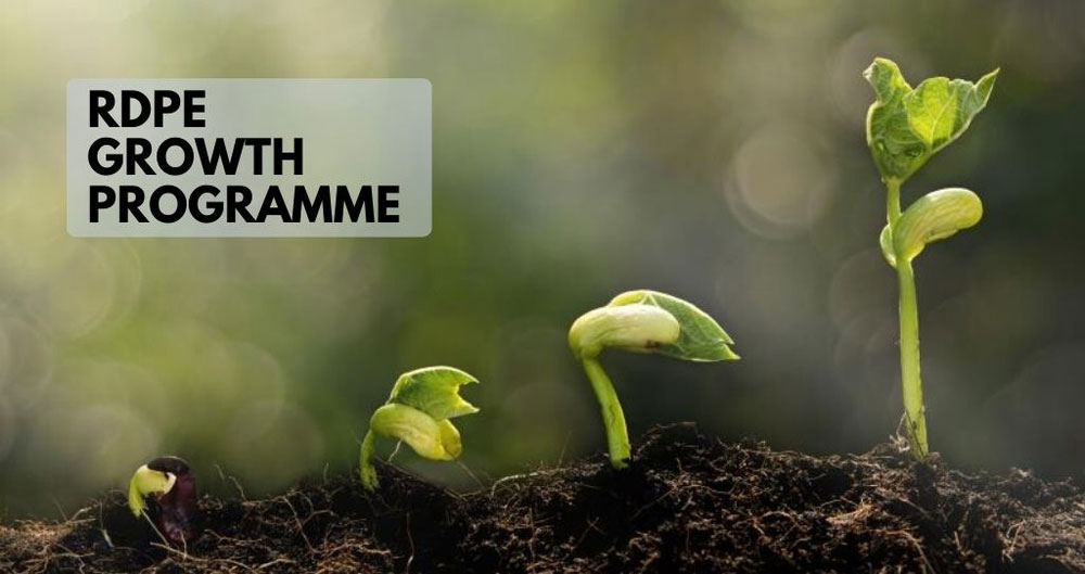 New round of the RDPE - Growth Programme
