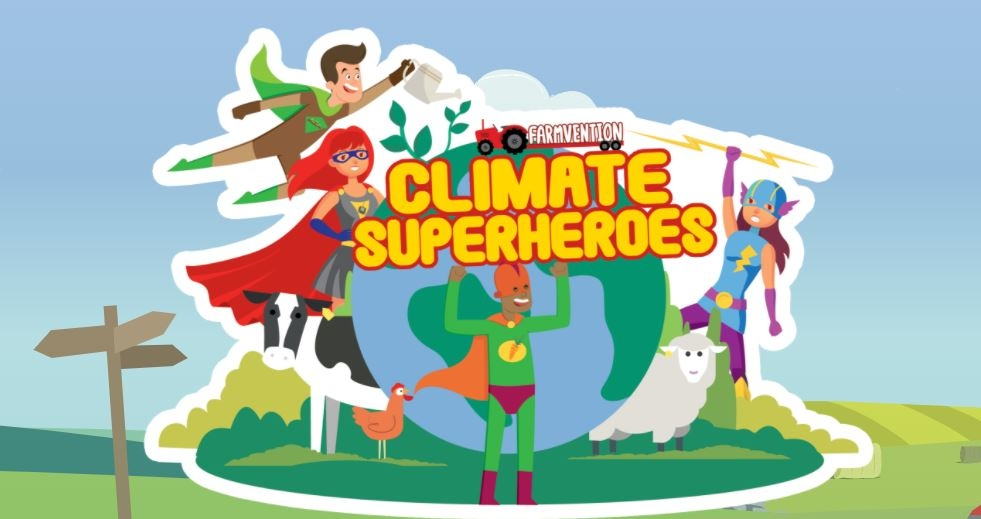 NFU launches Farmvention competition to find Climate Superheroes