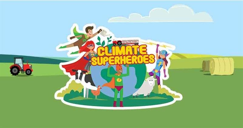Farmvention 2020: Are you a climate superhero?