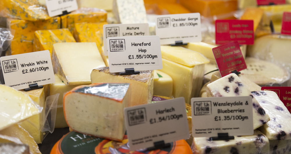 Labelling - the importance of place